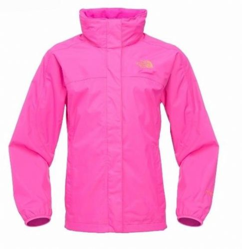 The North Face Girls Waterproof Resolve Jacket